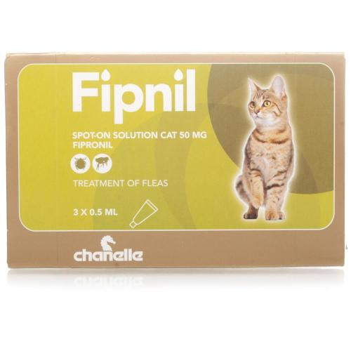 Fipnil Flea & Tick Spot On Solution for Cats