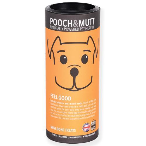 Pooch & Mutt Feel Good Chicken Natural Dog Treats