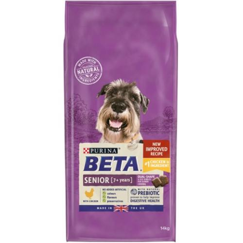 BETA Chicken Senior Dog Food