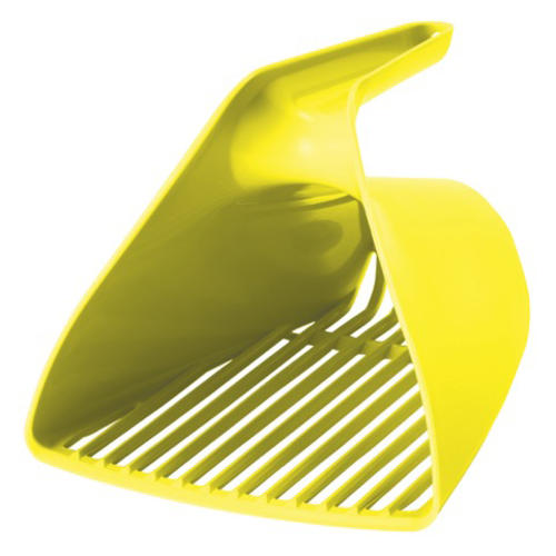 Sharples Pet Scoop & Sift Yellow Litter Scoop
