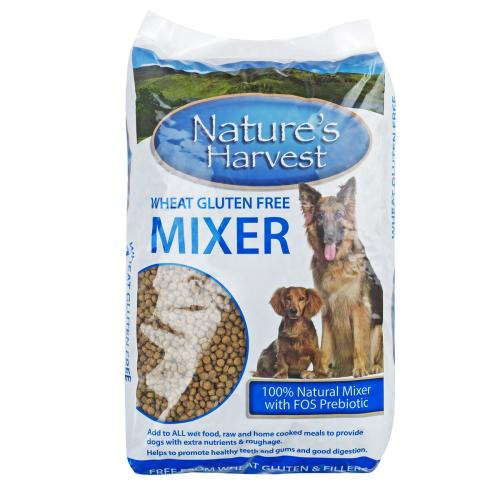 Natures Harvest Wheat Gluten Free Mixer
