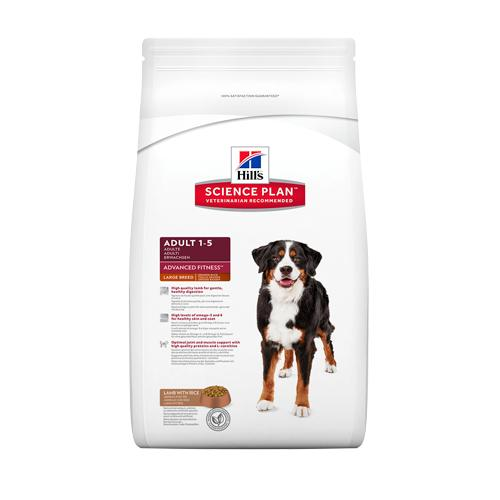 Hills Science Plan Large Breed Adult Lamb & Rice Dry Dog Food