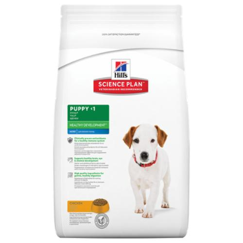 Hills Science Plan Mini Breed Puppy Chicken Dry Dog Food