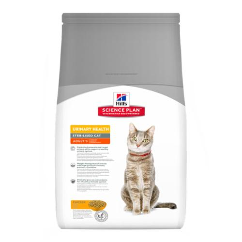 Hills Science Plan Feline Adult Urinary Sterilised Chicken