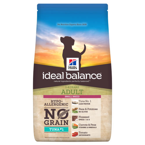 Hills Ideal Balance No Grain Tuna & Potato Small Adult Dry Dog Food