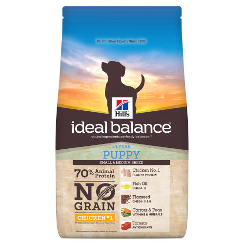 Hills Ideal Balance No Grain Chicken & Potato Dry Puppy Food