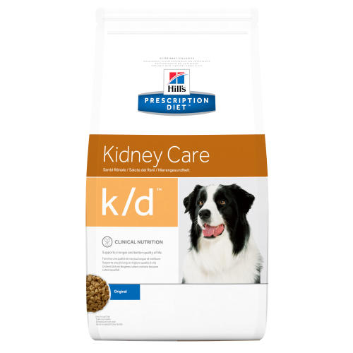 Hills Prescription Diet KD Kidney Care Dry Dog Food