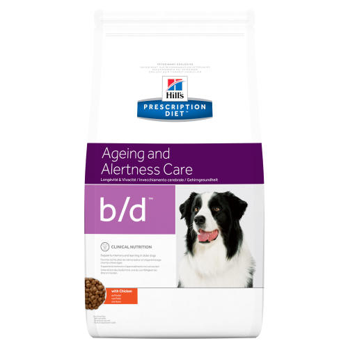Hills Prescription Diet BD Ageing & Alertness Care Chicken Dry Dog Food