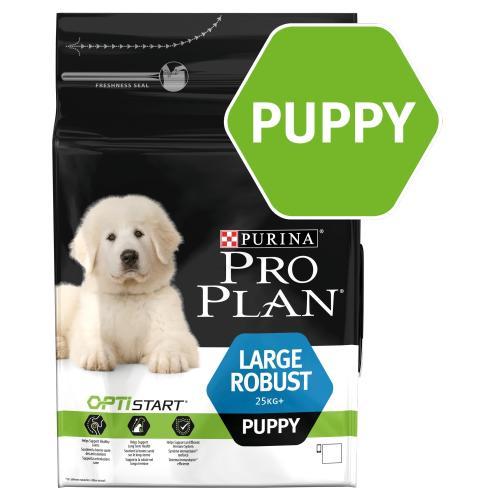 PRO PLAN OPTISTART Chicken & Large Robust Puppy Food
