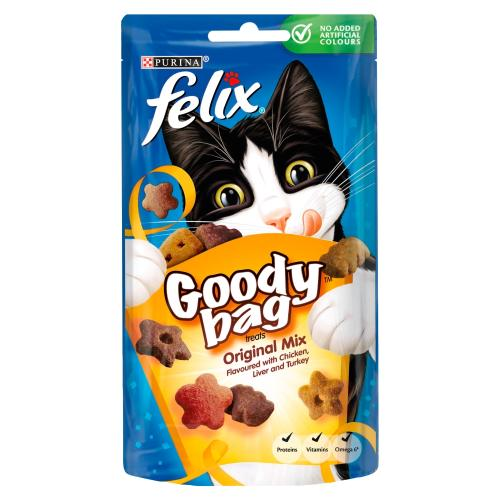 Felix Goody Bag Cat Treats