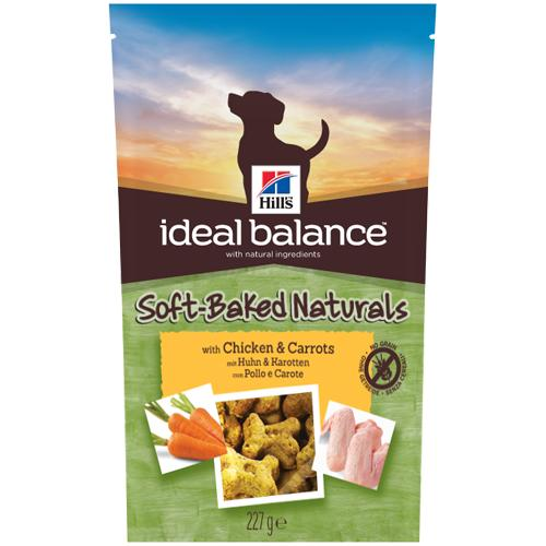 Hills Ideal Balance Soft Baked Chicken & Carrot Adult Dog Treats