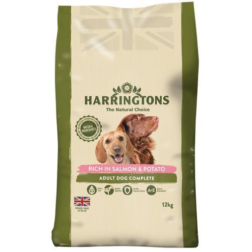 Harringtons Salmon & Potato Adult Dog Food