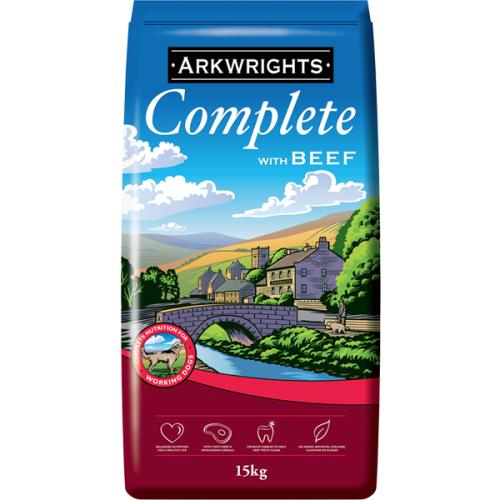 Arkwrights Beef Dog Food