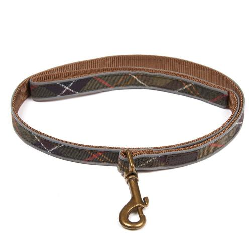 Barbour Classic Tartan Reflective Lead