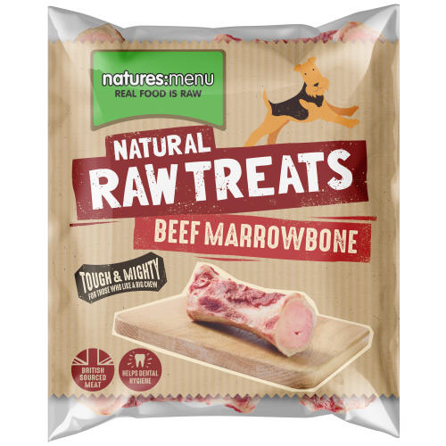 Natures Menu Marrowbone Raw Frozen Natural Dog Treat