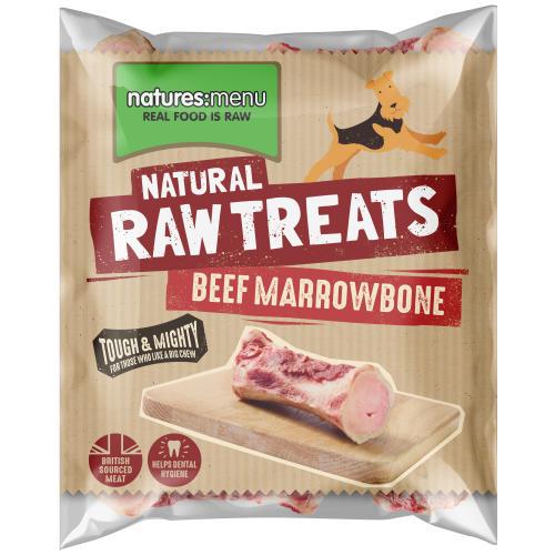 Natures Menu Marrowbone Raw Frozen Natural Dog Treat