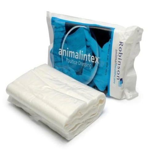 Robinsons Animalintex Poultice Dressing for Horses