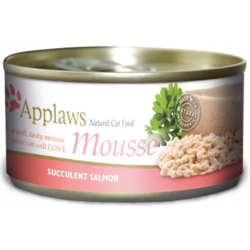 Applaws Salmon Mousse Cat Food From 163 27 59 Waitrose Pet