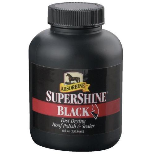 Absorbine Supershine Black Hoof Polish