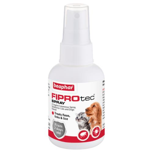 Beaphar Fiprotec Spray for Cats & Dogs