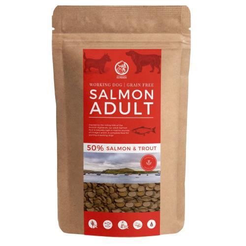 Clydach Farm Salmon Grain Free Adult Dry Dog Food