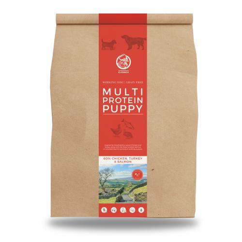 Clydach Farm Grain Free Multi Protein Dry Puppy Food