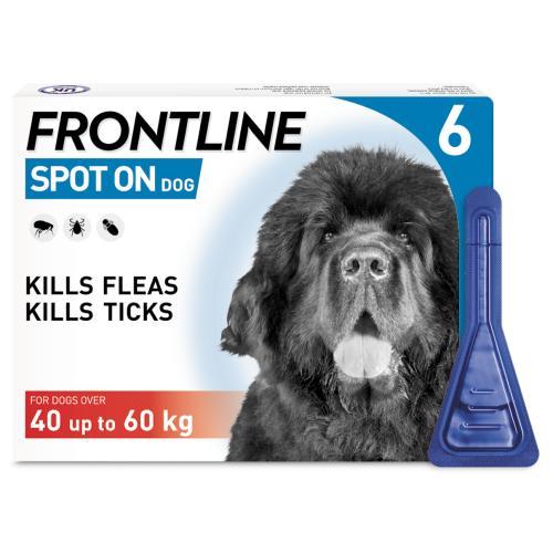 FRONTLINE Flea & Tick Treatment Dog