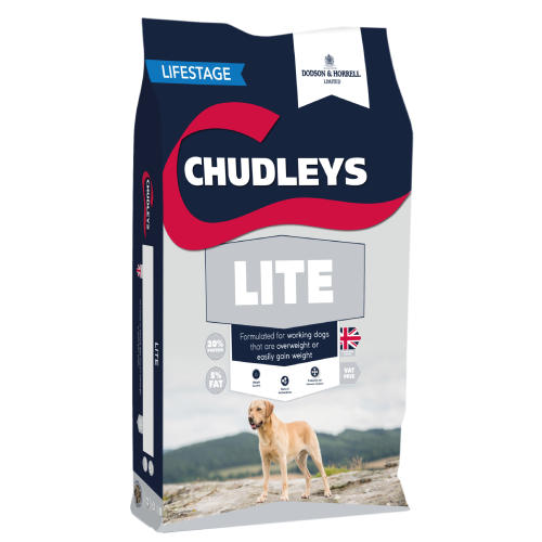 Chudleys Lite Dog Food