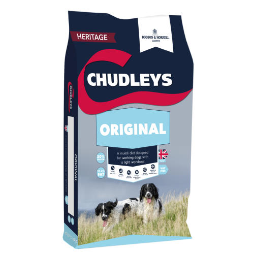 Chudleys Original Working Dog Food