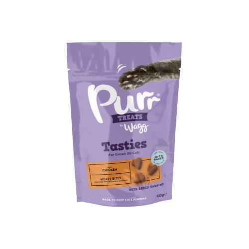 Wagg Purr Tasty Cat Treats