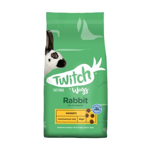 Wagg Twitch Rabbit Food