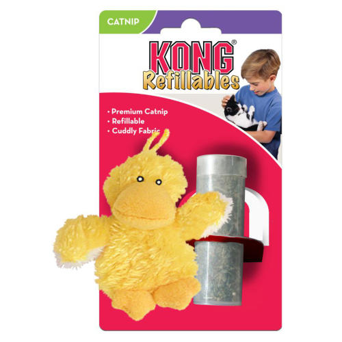 KONG Catnip Duckie Cat Toy
