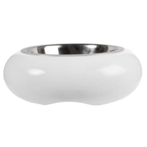 Hing Pod Dog Bowl in White