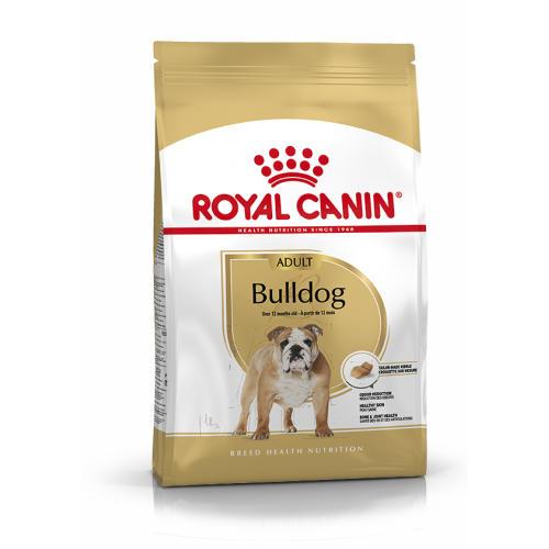 Royal Canin Bulldog Adult Dry Dog Food