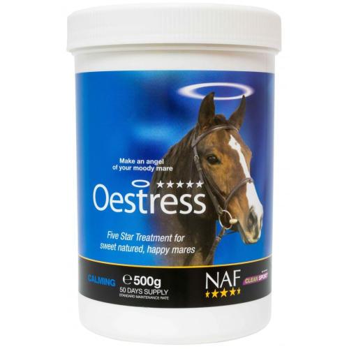 NAF Five Star Oestress Horse Calming Supplement