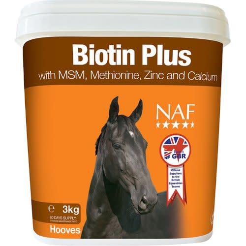 NAF Biotin Plus Horse Hoof Supplement