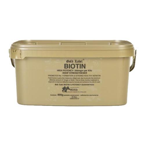 Gold Label Biotin Horse Hoof Supplement