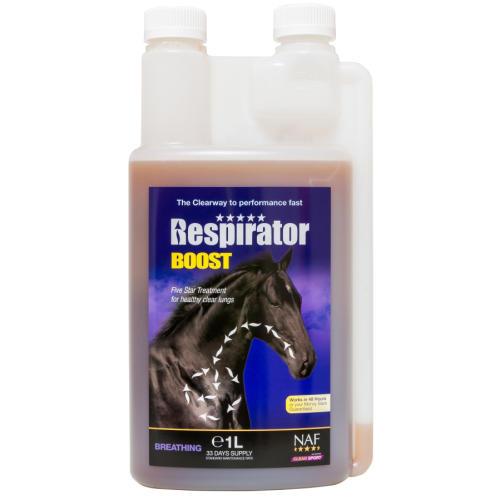 NAF Five Star Respirator Boost for Horses