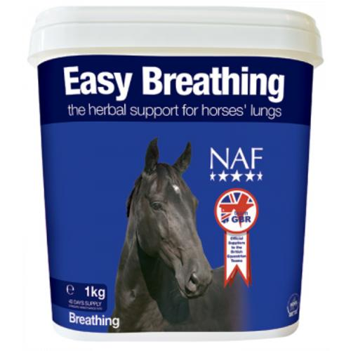 NAF Easy Breathing Powder Horse Supplement
