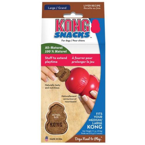 KONG Snacks Stuff n Dog Treats for Kong Toys
