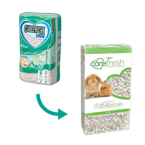 Carefresh Ultra Small Pet Bedding