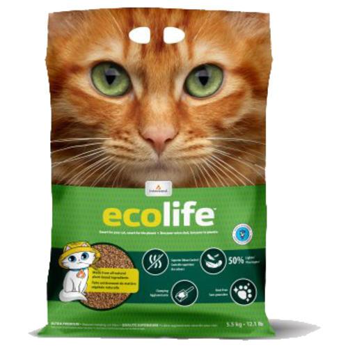 Intersand EcoLife Clumping Cat Litter