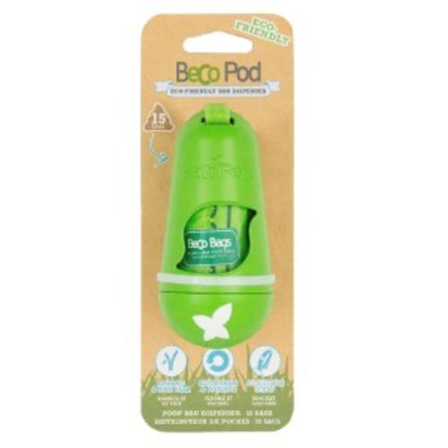 Beco Pod Poop Bag Dispenser with 15 bags