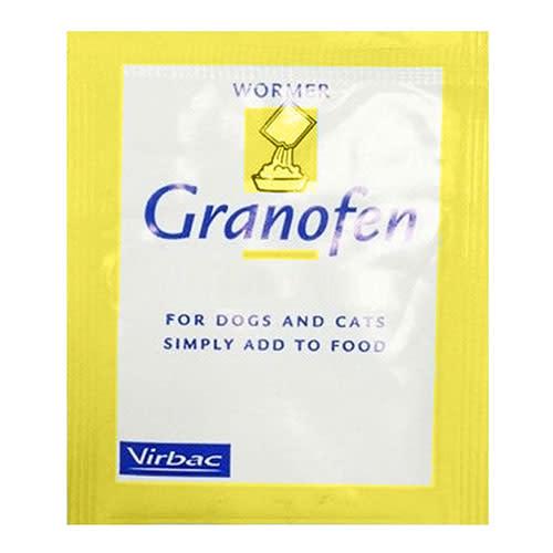 Virbac Granofen Granules for Cats & Dogs