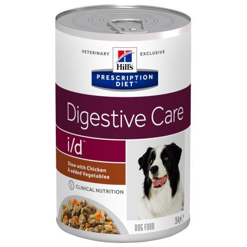 Hills Prescription Diet ID Chicken & Veg Stew Wet Dog Food