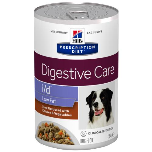 Hills Prescription Diet ID Low Fat Chicken & Veg Stew Wet Dog Food
