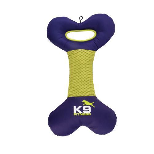 Zeus K9 Fitness Hydro Bone Tug Dog Toy