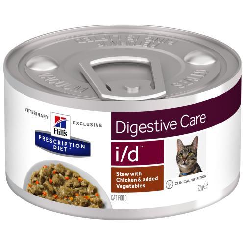 Hills Prescription Diet ID Chicken & Veg Stew Wet Cat Food