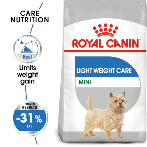 Royal Canin Mini Light Weight Care Dry Adult Dog Food