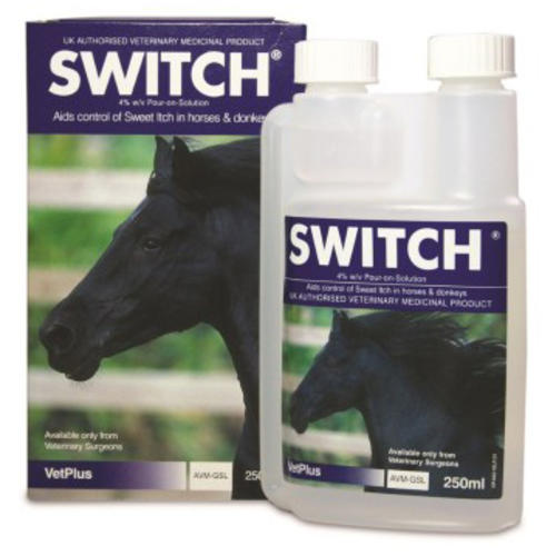 VetPlus Switch Lotion for Horses